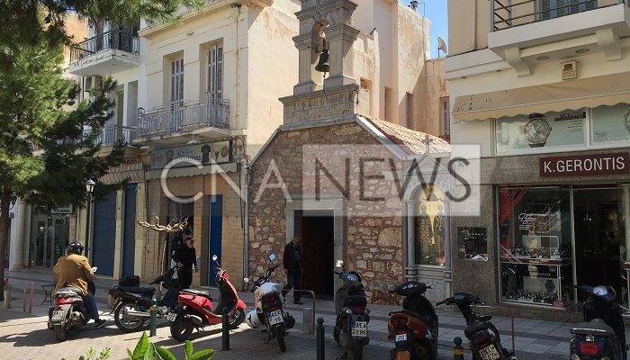 Αγιος Νικόλαος: Το εκκλησάκι του Αγ.Αθανασίου στην Ρ.Κουνδούρου είναι θρησκευτικό κειμήλιο, όχι parking! 1