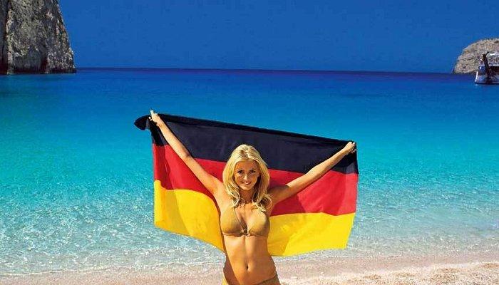 german tourismos