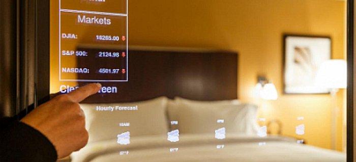 high tech hotels