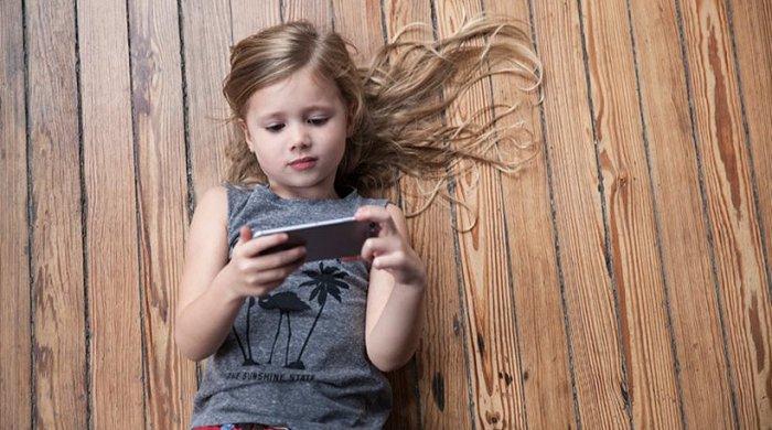 mobile child