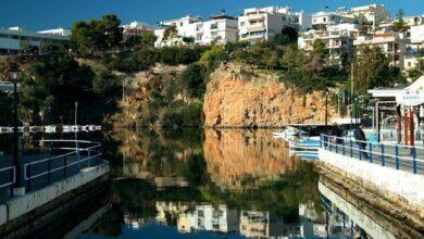 Photo of Τα μυστικά της λίμνης Βουλισμένης στον Αγιο Νικόλαο (pics)