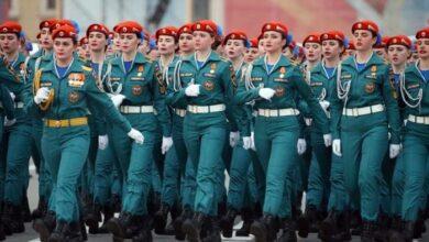 Photo of Αυτές είναι οι καλλονές στρατιωτίνες του Πούτιν