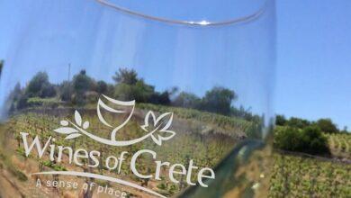 wines crete