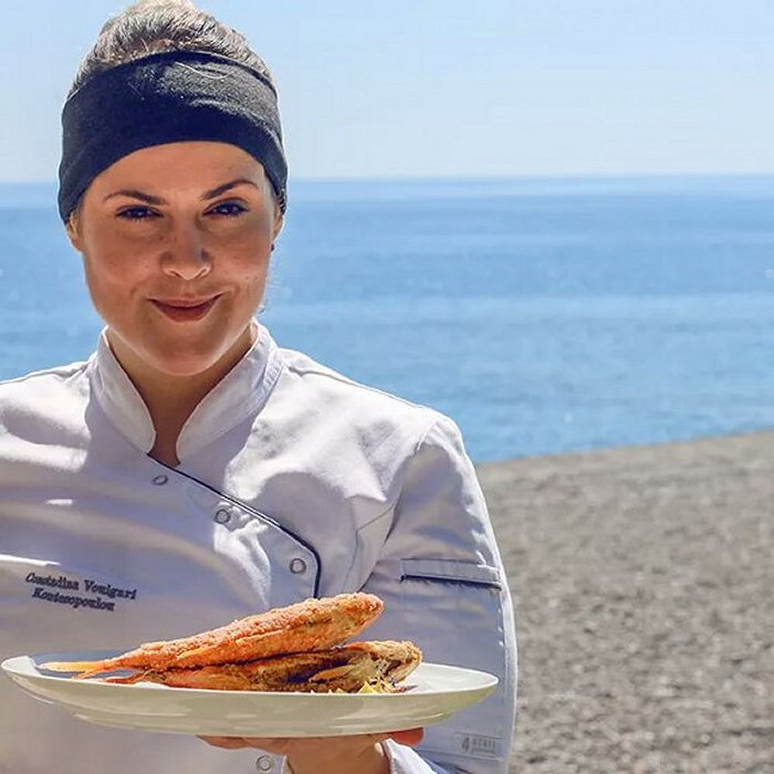 Η Κ. Βούλγαρη από το «Pelagos Sea Side» είναι η καλύτερη νεαρή σεφ της Μεσογείου 1