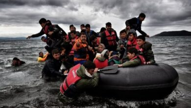 Photo of Ακατάπαυστη η εισροή των μεταναστών στα ελληνικά νησιά
