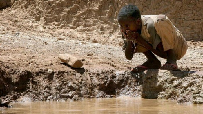 africa water