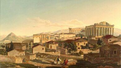 Photo of 18 Σεπτέμβρη1834:  Η Αθήνα ανακηρύχθηκε πρωτεύουσα του Ελληνικού κράτους