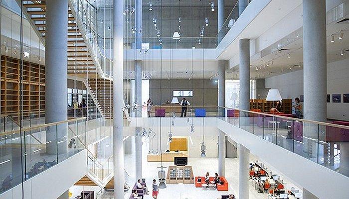 Αυτή είναι η καινούργια στέγη της Εθνικής Βιβλιοθήκης (pics) 6