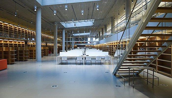 Αυτή είναι η καινούργια στέγη της Εθνικής Βιβλιοθήκης (pics) 8