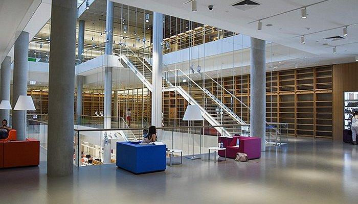 Αυτή είναι η καινούργια στέγη της Εθνικής Βιβλιοθήκης (pics) 9