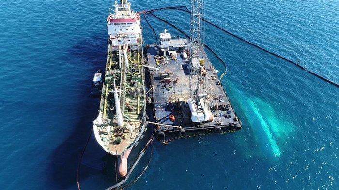 ship petrelaio navagio