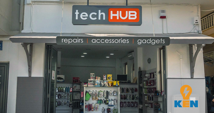 Χάλασε; Στο «Tech Hub» έχουν την λύση 3