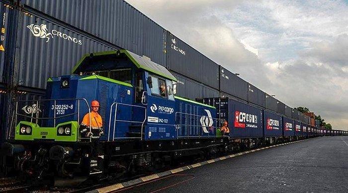 Ξεκίνησε το τρένο που θα «ενώσει» την Κίνα με την Γερμανία 1