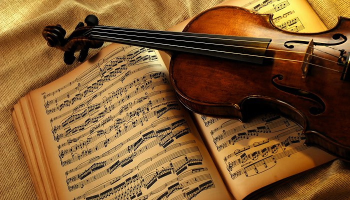 music violi