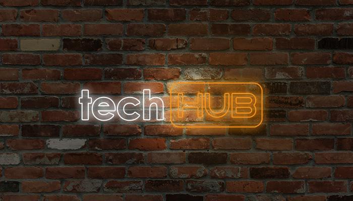 tech hub neon