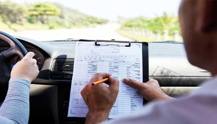 driver teacher
