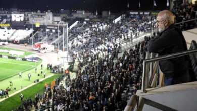 Photo of Μητσοτάκης: «Υπερσύγχρονο το νέο γήπεδο του ΠΑΟΚ, θα αναβαθμίσει όλη την περιοχή»