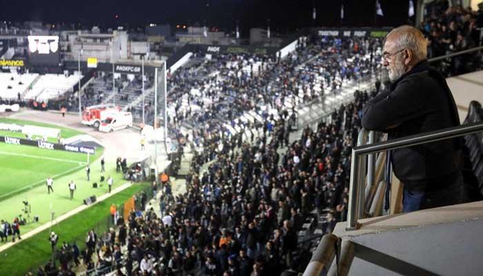 Οι «πατριώτες» οπαδοί του ΠΑΟΚ δεν θα πολεμήσουν για την Ελλάδα, εάν τιμωρηθεί η ομάδα τους!!! 1