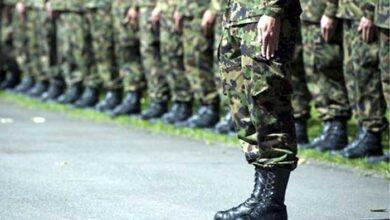 Photo of Στρατιωτική θητεία από 9 έως 12 μήνες