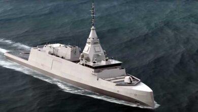 belharra fregata
