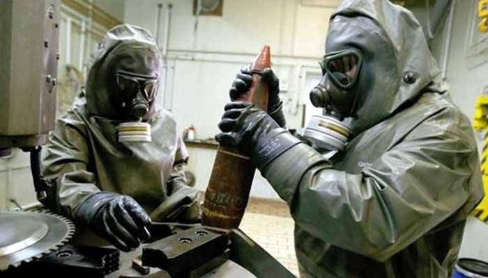 chemical war