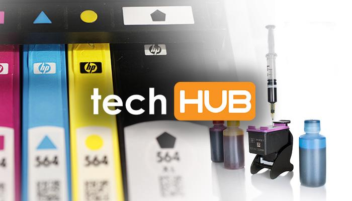 melania hp tech hub