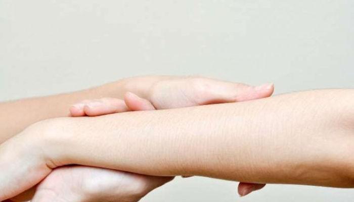 derma hand