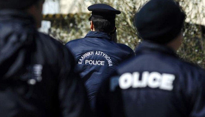 astynomia police