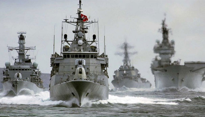 turkey ships