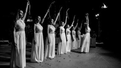 Photo of Η μελωδία της Ειρήνης από την σχολή χορού Γιαννίκου-Ταμιωλάκη (video)