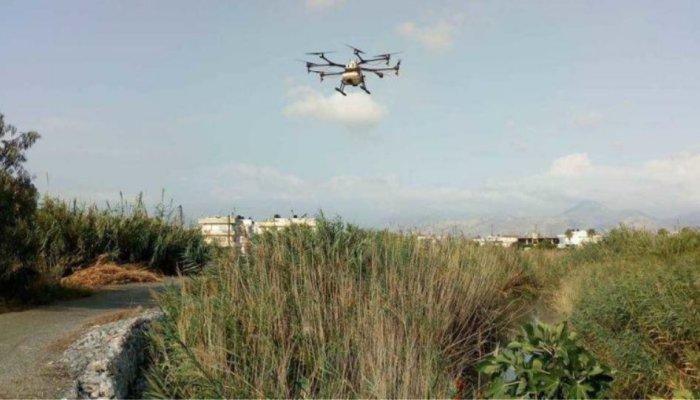 Κρήτη: Με ποιους τρόπους τα drones άλλαξαν το τρόπο αντιμετώπισης έκτακτων καταστάσεων 1