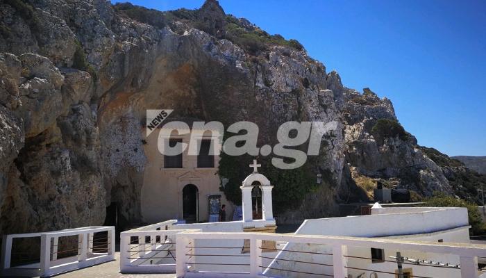 Προσκύνημα στην Παναγία Φανερωμένη (pics) 1