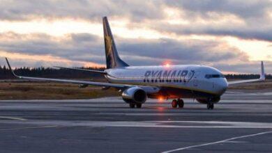 Photo of Ryanair: Επιπλέον πτήσεις προς Κρήτη για την περίοδο των διακοπών half term