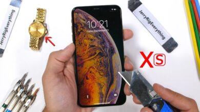 Photo of Το τεστ αντοχής του iPhone Xs Max δείχνει την υψηλή ποιότητα κατασκευής του