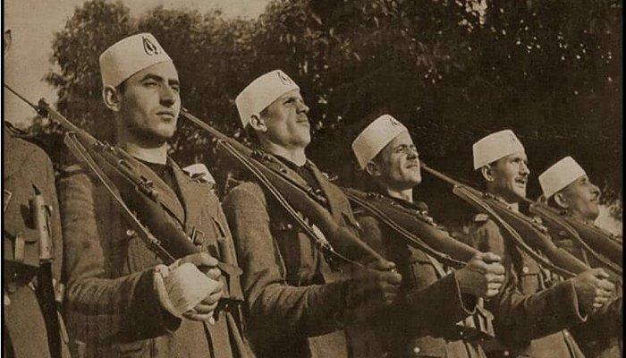 albania fasistes