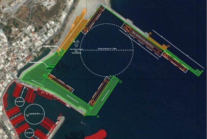 limani siteia master plan