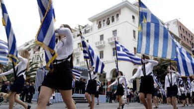 Photo of Παρελάσεις: Κλήρωση τέλος, η σημαία στους άριστους