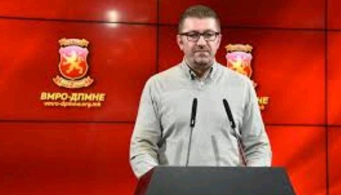 Ψήφισαν «ΝΑΙ» και το VMRO-DPMNE τους διέγραψε 1