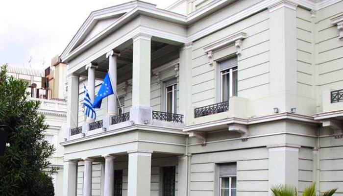 Απάντηση στην τουρκική Navtex - Η πρώτη ανακοίνωση του ΥΠΕΞ επί Τσίπρα 1