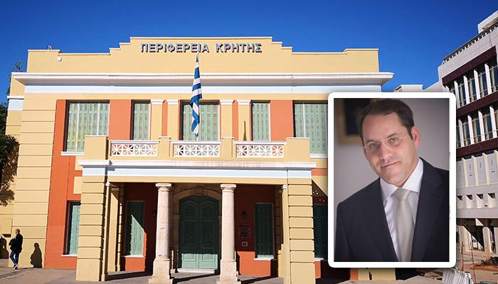 Η ΝΔ προτείνει Σωκράτη Κεφαλογιάννη για την Περιφέρεια Κρήτης 1