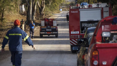 Photo of Βόλος: Νεκρός πυροσβέστης – Τον χτύπησε η μάνικα κατά τη διάρκεια απάντλησης υδάτων