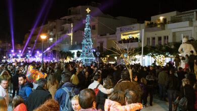 Photo of Ιεράπετρα: Το πρόγραμμα των Χριστουγεννιάτικων εκδηλώσεων