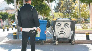 Photo of «Ζωγράφος-εκδικητής» ζωγραφίζει πολιτικούς στα σκουπίδια (του Φ.Δρακοντίδη)