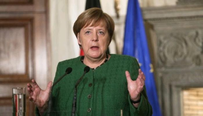 Μέρκελ: Είμαι ευγνώμων στον Τσίπρα για τη συμφωνία των Πρεσπών 1