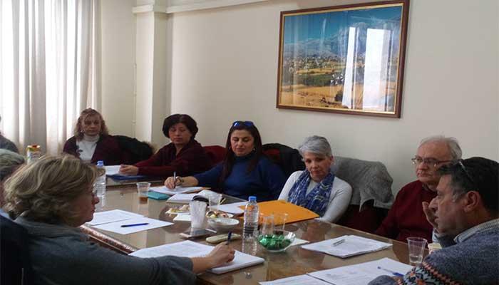 Π.Ε.Λασιθίου: Ενημερωτική συνάντηση για την υποβολή προτάσεων στο κοινωνικό πρόγραμμα της Περιφέρειας Κρήτης για το 2019 1