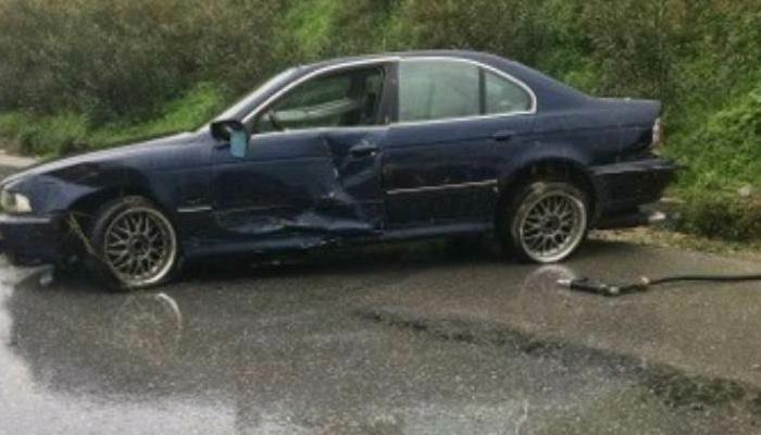 Ηράκλειο: Τροχαίο λόγω βροχής - Προσοχή σε όλους τους οδηγούς 1