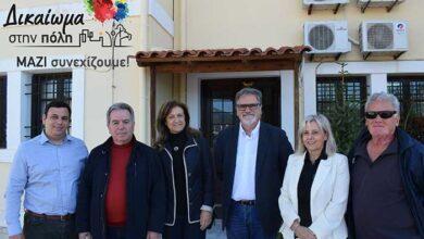 Photo of «Δικαίωμα στην πόλη»: Ανακοινώθηκαν πέντε ακόμη υποψηφιότητες