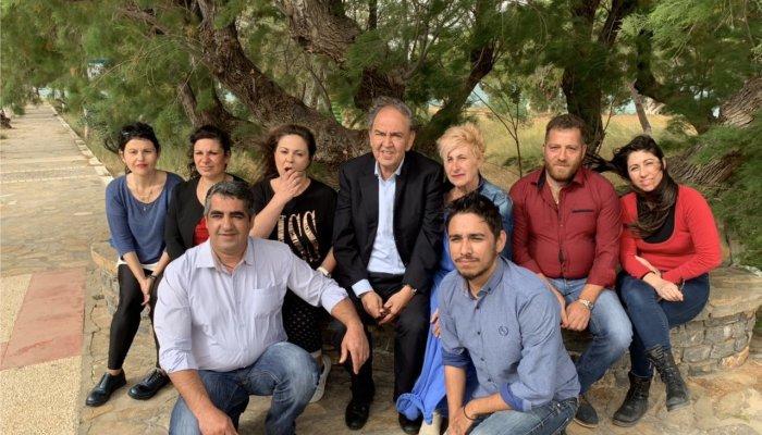 Οι υποψήφιοι στην Δημοτική Κοινότητα Ελούντας του κου Ν. Κοκκίνη 1