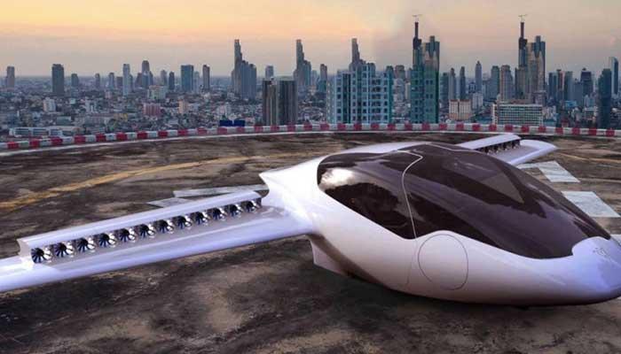 Γερμανία: Παρουσιάστηκε το πρώτο ιπτάμενο ταξί κάθετης απογείωσης 1