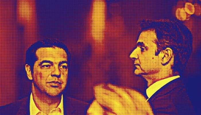 Δεν «κερδίζει» ο ΣΥΡΙΖΑ από τις προεκλογικές παροχές Τσίπρα 1